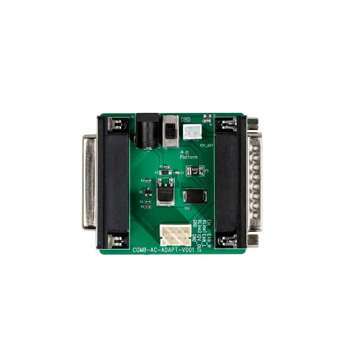 [3.28 Sale] CGDI MB with Full Adapters including EIS/ELV Test Line + ELV Adapter + ELV Simulator + AC Adapter