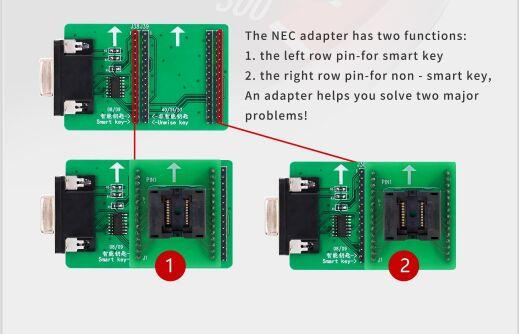CGMB NEC Adapter
