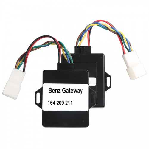Mercedes A164 W164 Gateway Adapter for CGDI MB