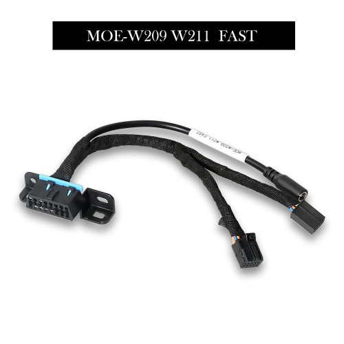 [UK Ship] Mercedes All EZS Bench Test Cable for W209/W211/W906/W169/W208/W202/W210/W639 Work with CGDI MB