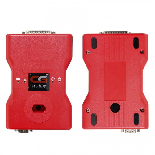 【US/EU Ship】CGDI MB Key Programmer with AC Adapter Work with Mercedes W164 W204 W221 W209 W246 W251 W166 for Data Acquisition via OBD