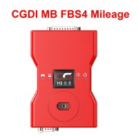 CGDI MB FBS4 Mileage Repair Authorization Version1 Have to Bind to All CGDI BMW, CG100 and CG Pro