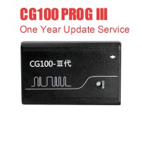 One Year Update Service for CG100 PROG III Airbag Restore Device