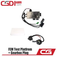 【UK Ship】BMW FEM/BDC BMW F20 F30 F35 X5 X6 I3 Test Platform with a Gearbox Plug
