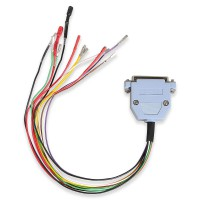 【UK Ship】OBD Cable Working With CGDI BMW to Read ISN N55/N20/N13/B38/B48 and all BMW Bosch ECU No Need Disassembling