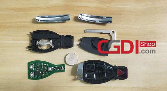 How to assemble the case with CGDI MB BE Key PCB